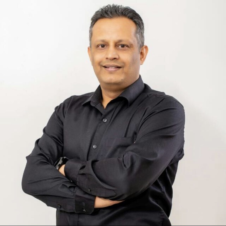 Rajesh Jha - Managing Director, Mindshare, Algorithm Media - A WPP Media & Advertising Agency in Nigeria